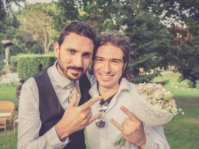 Il matrimonio di Francesco e Yessica a Robecco sul Naviglio, Milano 33