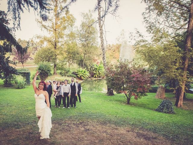 Il matrimonio di Francesco e Yessica a Robecco sul Naviglio, Milano 30
