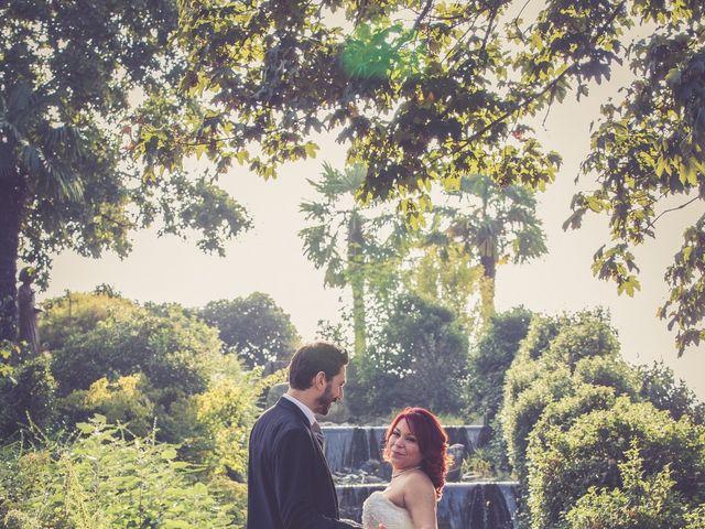 Il matrimonio di Francesco e Yessica a Robecco sul Naviglio, Milano 37