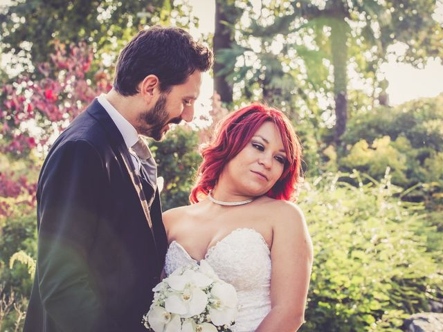 Il matrimonio di Francesco e Yessica a Robecco sul Naviglio, Milano 36
