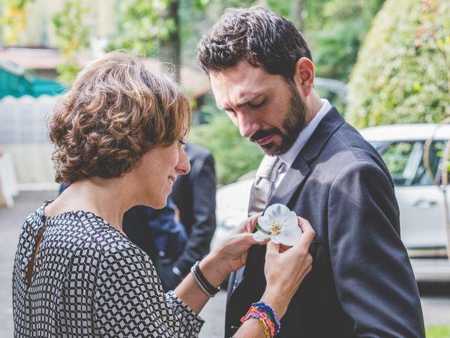 Il matrimonio di Francesco e Yessica a Robecco sul Naviglio, Milano 8