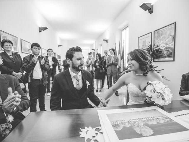 Il matrimonio di Francesco e Yessica a Robecco sul Naviglio, Milano 9