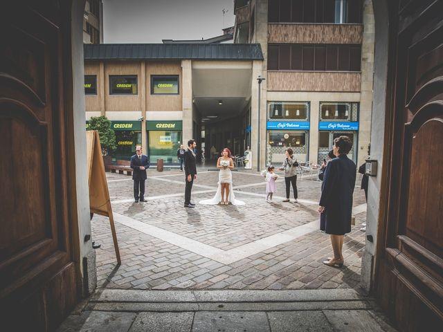 Il matrimonio di Francesco e Yessica a Robecco sul Naviglio, Milano 7