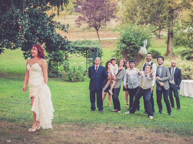 Il matrimonio di Francesco e Yessica a Robecco sul Naviglio, Milano 31