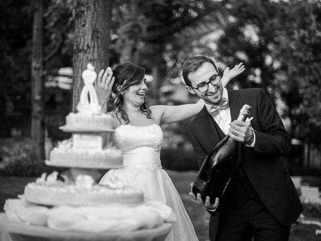 Le nozze di Rossella e Adriano