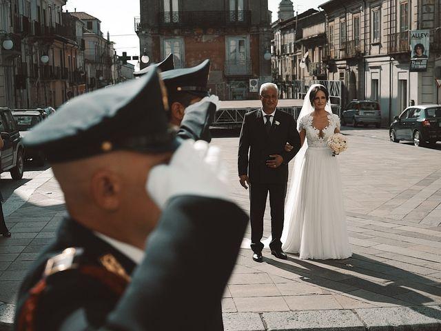 Il matrimonio di Luigi e Jessica a Cittanova, Reggio Calabria 31