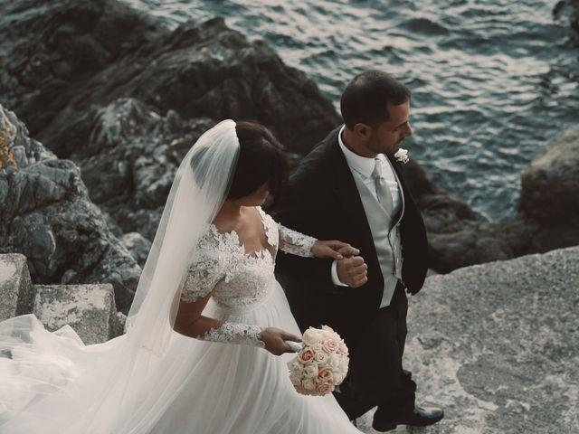 Le nozze di Jessica e Luigi