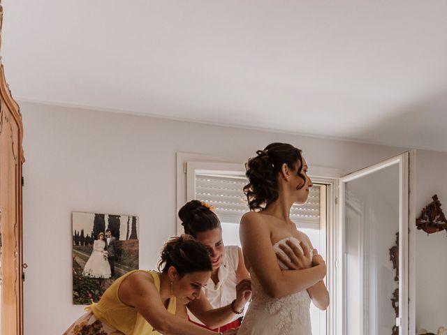 Il matrimonio di Valentina e Gianluca a Ronco all'Adige, Verona 3