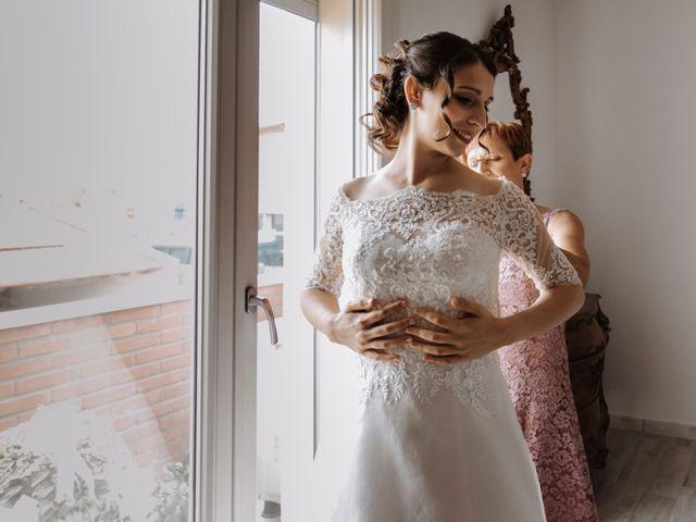 Il matrimonio di Valentina e Gianluca a Ronco all'Adige, Verona 4