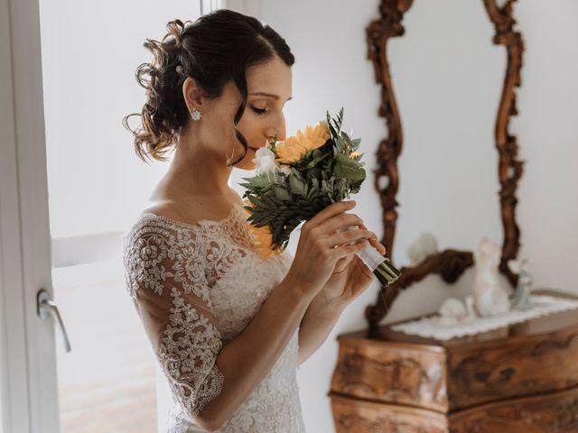 Il matrimonio di Valentina e Gianluca a Ronco all'Adige, Verona 6