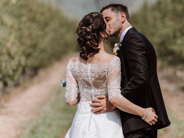 Il matrimonio di Valentina e Gianluca a Ronco all'Adige, Verona 13