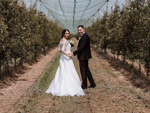 Il matrimonio di Valentina e Gianluca a Ronco all'Adige, Verona 14