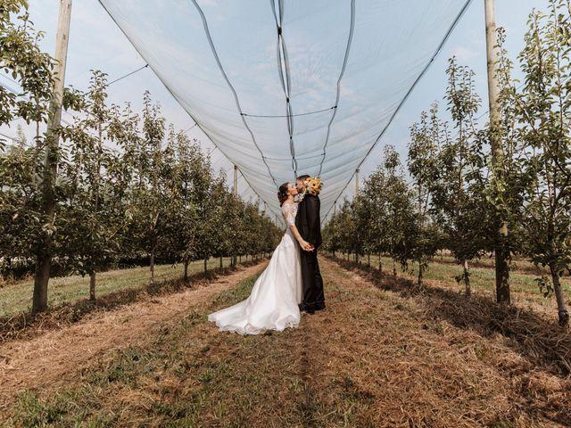 Il matrimonio di Valentina e Gianluca a Ronco all'Adige, Verona 15