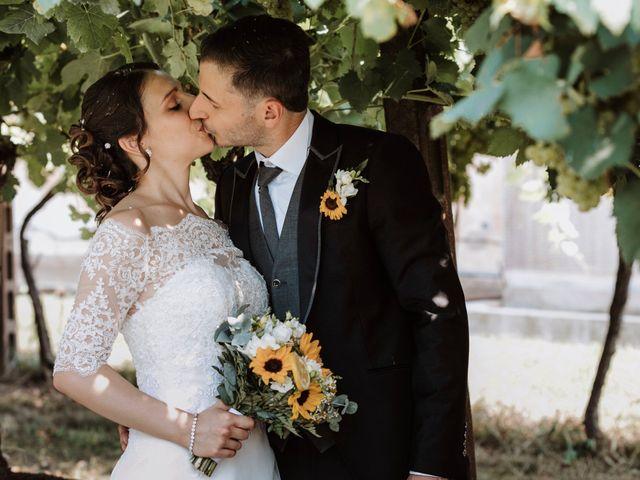 Il matrimonio di Valentina e Gianluca a Ronco all'Adige, Verona 16