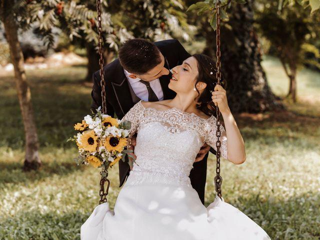 Il matrimonio di Valentina e Gianluca a Ronco all'Adige, Verona 17