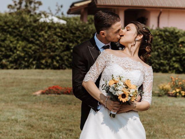 Il matrimonio di Valentina e Gianluca a Ronco all'Adige, Verona 18