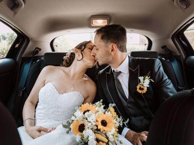 Il matrimonio di Valentina e Gianluca a Ronco all'Adige, Verona 20