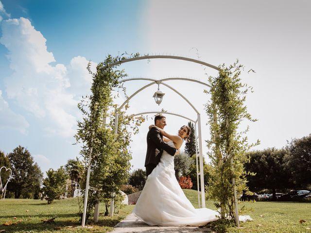 Il matrimonio di Valentina e Gianluca a Ronco all'Adige, Verona 25