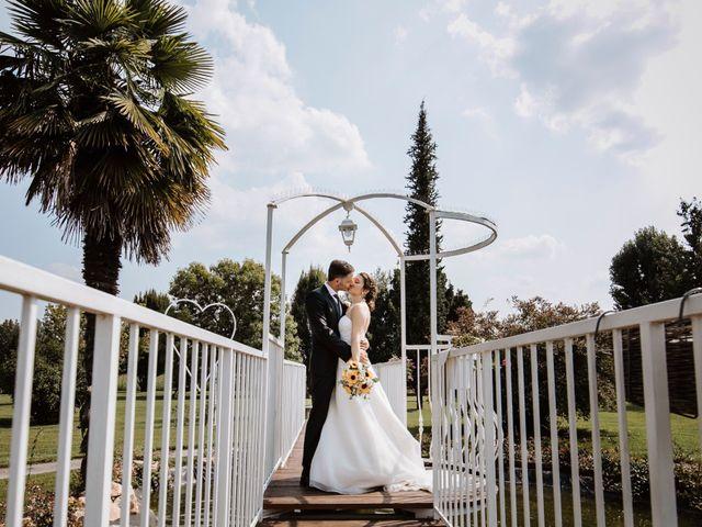 Il matrimonio di Valentina e Gianluca a Ronco all'Adige, Verona 26