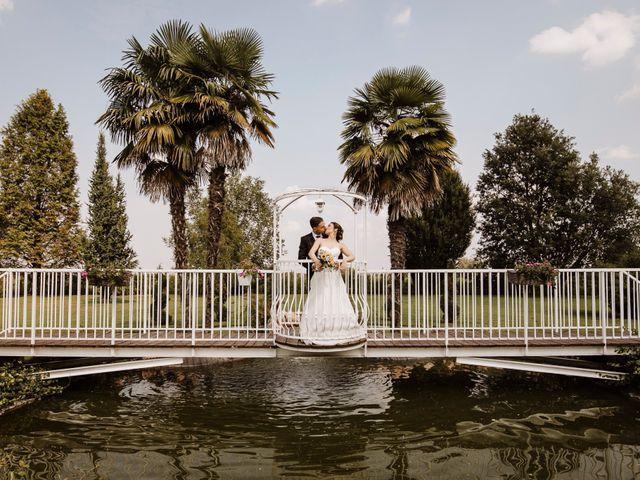 Il matrimonio di Valentina e Gianluca a Ronco all'Adige, Verona 27