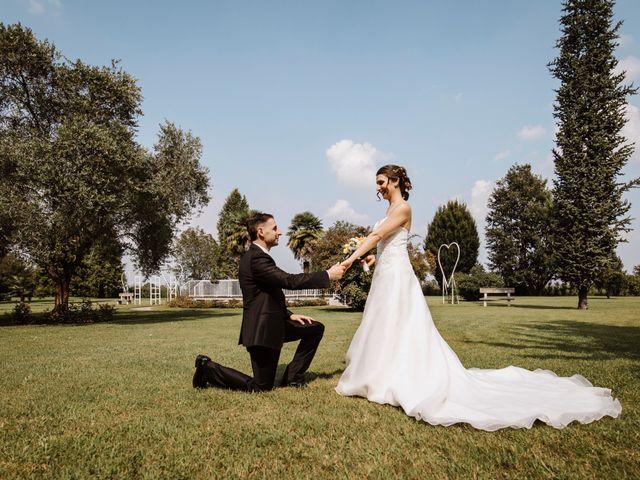 Il matrimonio di Valentina e Gianluca a Ronco all'Adige, Verona 28
