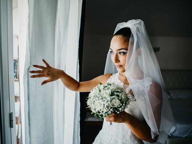 Il matrimonio di Enrico e Jenny a Morro d'Oro, Teramo 13