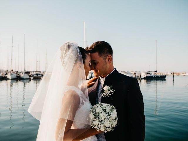 Il matrimonio di Enrico e Jenny a Morro d'Oro, Teramo 1