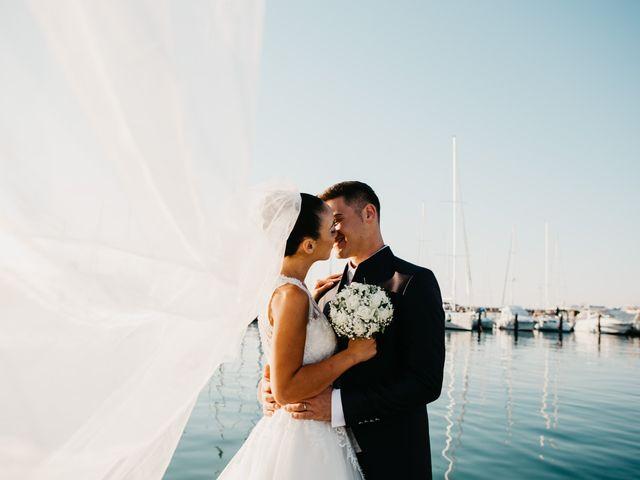 Il matrimonio di Enrico e Jenny a Morro d'Oro, Teramo 35