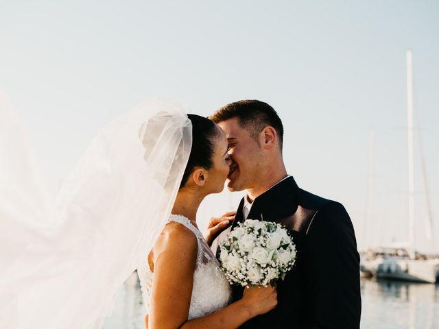 Il matrimonio di Enrico e Jenny a Morro d'Oro, Teramo 36