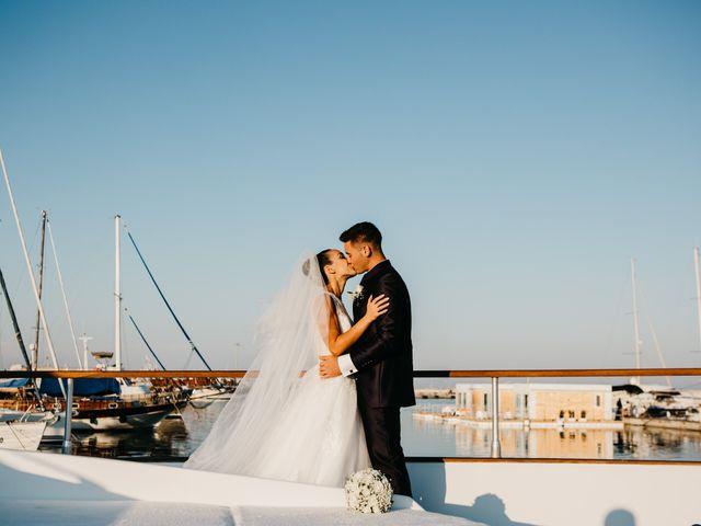 Il matrimonio di Enrico e Jenny a Morro d'Oro, Teramo 37