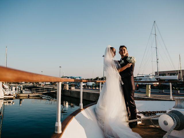 Il matrimonio di Enrico e Jenny a Morro d'Oro, Teramo 40