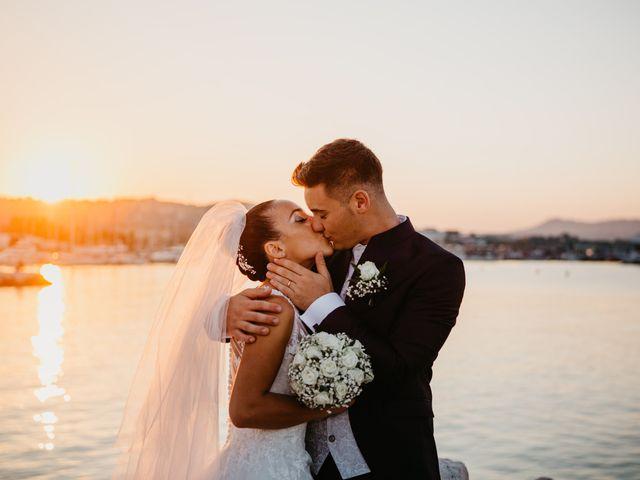 Il matrimonio di Enrico e Jenny a Morro d'Oro, Teramo 43