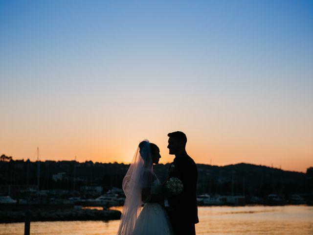 Il matrimonio di Enrico e Jenny a Morro d'Oro, Teramo 46