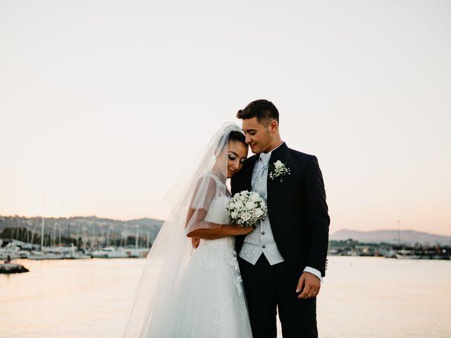 Il matrimonio di Enrico e Jenny a Morro d'Oro, Teramo 47
