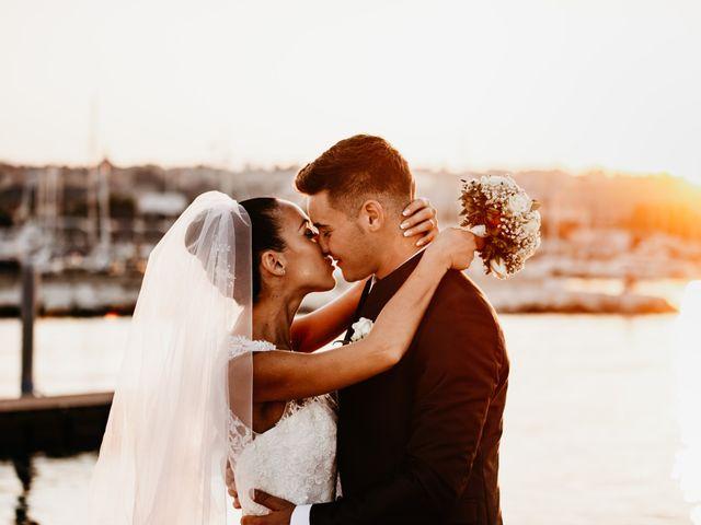 Il matrimonio di Enrico e Jenny a Morro d'Oro, Teramo 2
