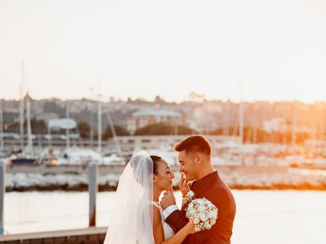 Il matrimonio di Enrico e Jenny a Morro d'Oro, Teramo 49