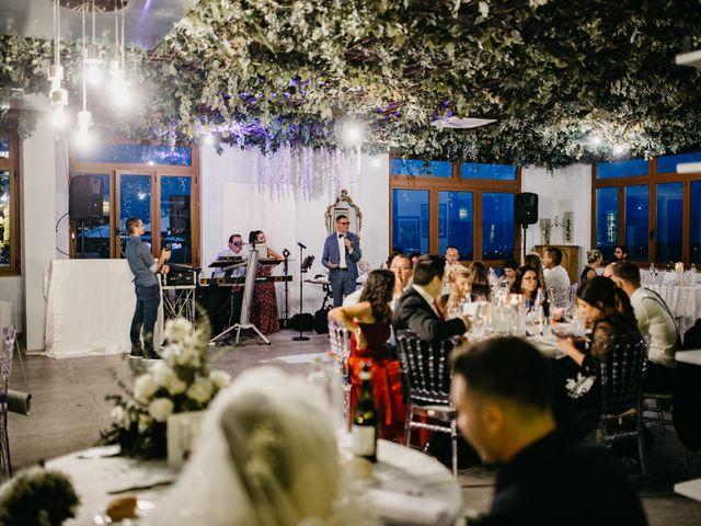 Il matrimonio di Enrico e Jenny a Morro d'Oro, Teramo 50