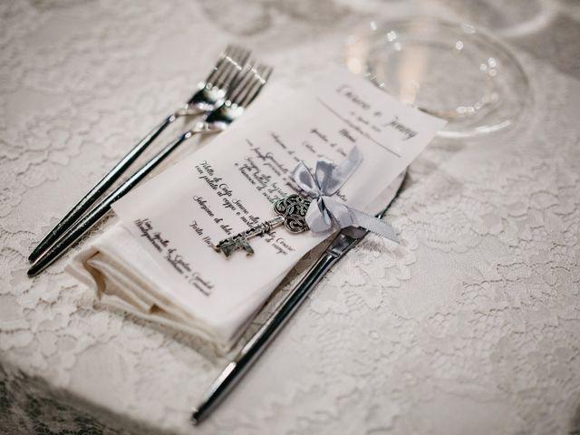 Il matrimonio di Enrico e Jenny a Morro d'Oro, Teramo 51