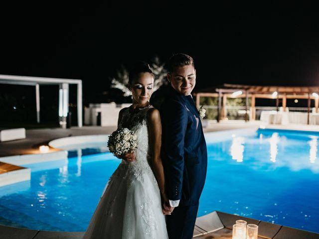 Il matrimonio di Enrico e Jenny a Morro d'Oro, Teramo 52