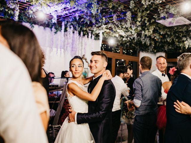 Il matrimonio di Enrico e Jenny a Morro d'Oro, Teramo 56