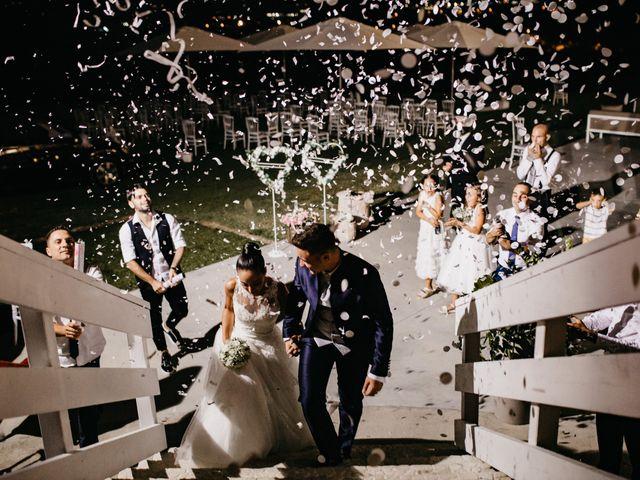 Il matrimonio di Enrico e Jenny a Morro d'Oro, Teramo 58