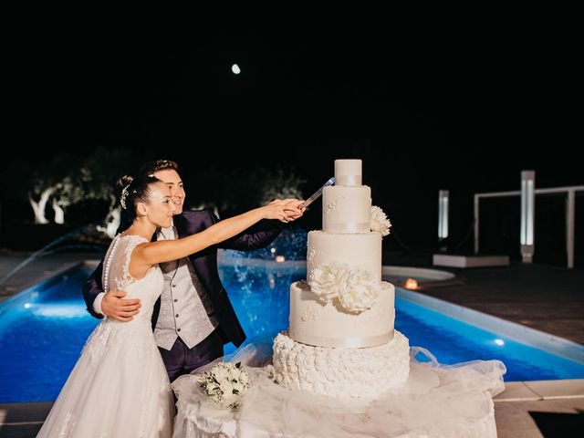 Il matrimonio di Enrico e Jenny a Morro d'Oro, Teramo 59