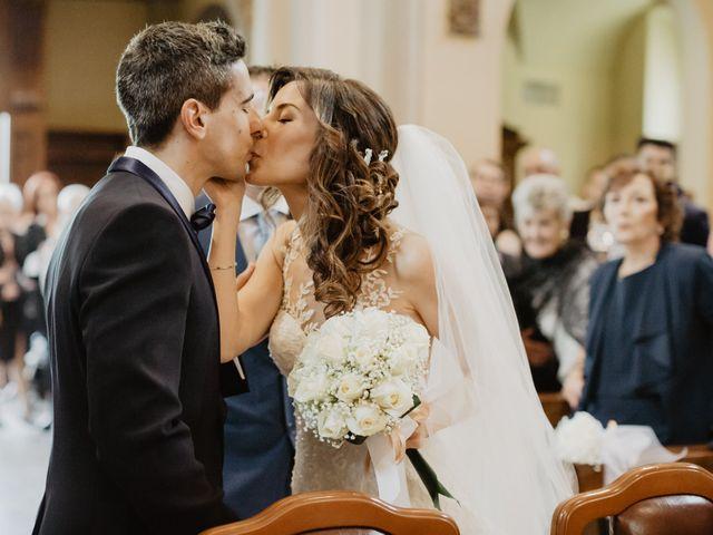 Il matrimonio di Guido e Sabrina a Monza, Monza e Brianza 10