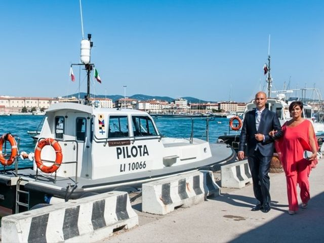 Il matrimonio di Yari e Valentina a Livorno, Livorno 18