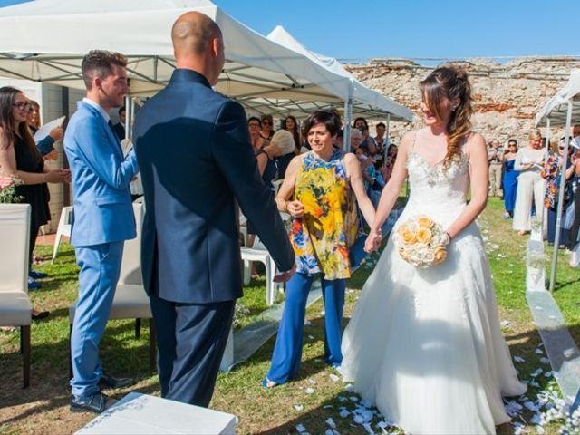 Il matrimonio di Yari e Valentina a Livorno, Livorno 21