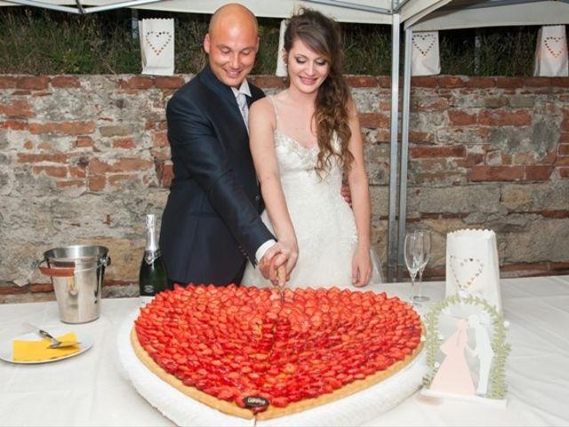 Il matrimonio di Yari e Valentina a Livorno, Livorno 41