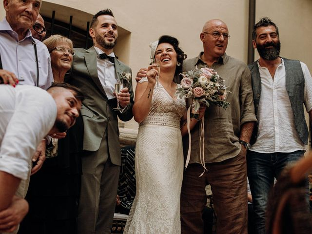 Il matrimonio di Manuel e Loredana a Ravenna, Ravenna 54