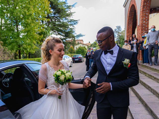 Il matrimonio di Friday e Chiara a Como, Como 1