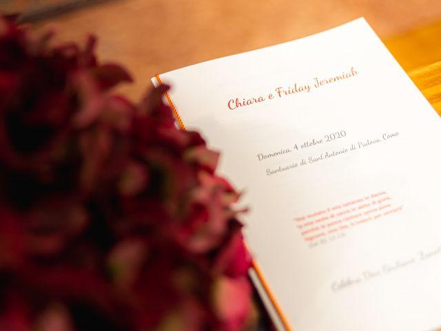 Il matrimonio di Friday e Chiara a Como, Como 7
