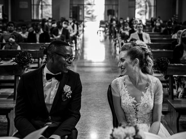 Il matrimonio di Friday e Chiara a Como, Como 8